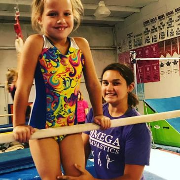 children gymnastics