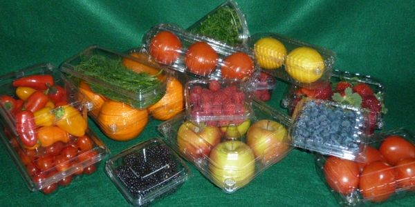 Sustainable Produce Packaging
