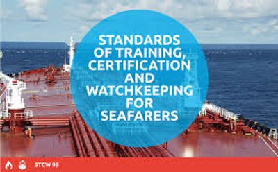 Standards of Training, Certification and Watchkeeping for Seafarers (STCW)