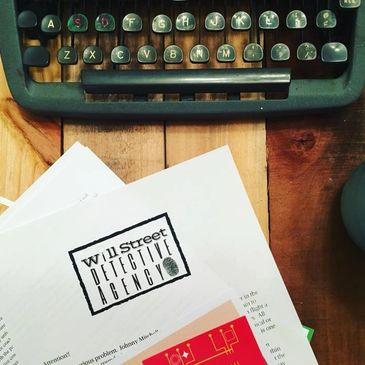 The Deadbolt Mystery Society - Subscription Box, Mystery