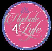 Hydrate 4 Lyfe