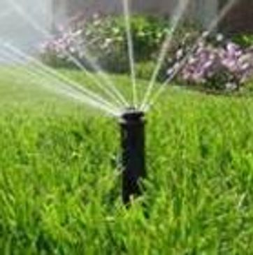 Irrigation lawn sprinkler automatic watering drip irrigation hunter