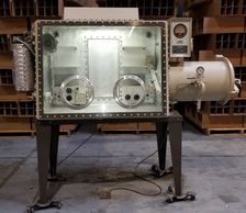 Used Vacuum Atmospheres Company HE-43-2 Glovebox w/ HE-493 Purifier