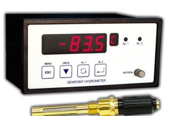 Super-Dew-P-GB  Trace Moisture Analyzer is perfect for inert atmosphere glovebox applications.