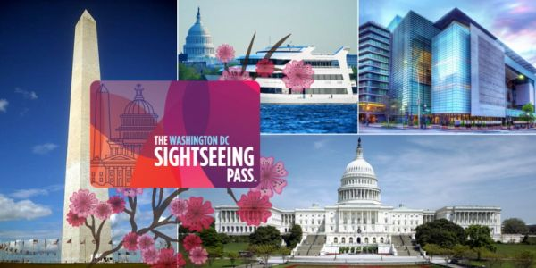 The Sightseeing Pass Washington DC Discounted tours activities attractions us capitol white house