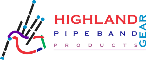 Highland Gear Pipe Band Products