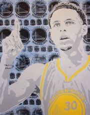 Steph Curry, nothing but nets, victoria schweizer