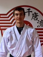 David Laraby.  Karate instructor at Zen Mixed Martial Arts in Ottawa.