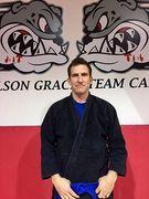 Derek Rhodenizer.  Brazilian jiu-jitsu instructor at Zen Mixed Martial Arts in Ottawa.