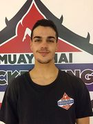 Abe Alokby.  Muay Thai instructor at Zen Mixed Martial Arts in Ottawa.