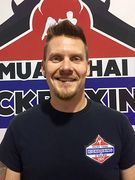 Andrew Makus.  Muay Thai instructor at Mixed Martial Arts in Ottawa.