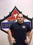Ryan Murray.  Muay Thai instructor at Zen Mixed Martial Arts in Ottawa.