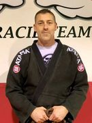 David Dash.  Head Brazilian Jiu-Jitsu instructor at Zen Mixed Martial Arts in Ottawa.