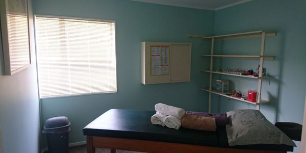 Waikanae acupuncture treatment room two