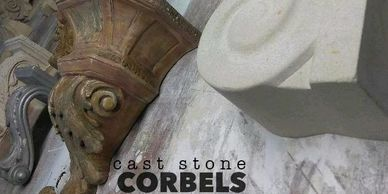 Corbels by American Stonecast, LLC