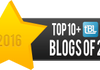 Named TOP 10 National CRE Bloggers by the TBL in 2016