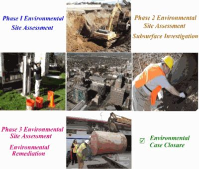 phase 1 environmental site assessment San Francisco . phase 1 environmental assessment San Francisco