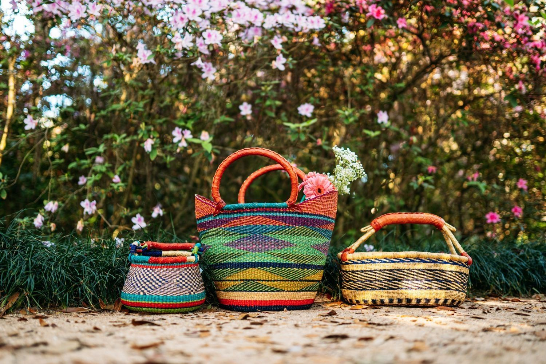 organic baskets