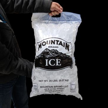 Mountain Brand Packaged Ice