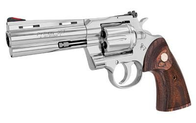 Colt Python, Revolver, Double Action Only, 357 Magnum, 4.25""