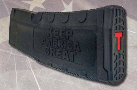 """KEEP AMERICA GREAT"" 5.56MM 30RD MAGAZINE"