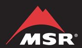 MSR Camping tents, stoves and cookware snowshoes, water filtration and purification