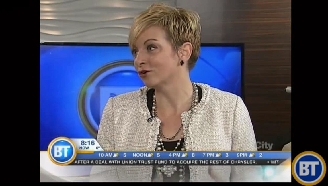 Breakfast Television Appearance, Calgary, AB