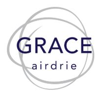 Re-branding project for Grace Baptist Church, Airdrie, AB