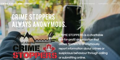 Central Alberta Crime Stoppers