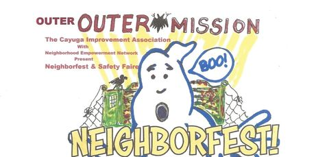 neighborfest flier