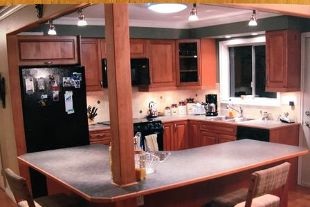 Custom Kitchen renos Duncan, BC and surrounding areas
