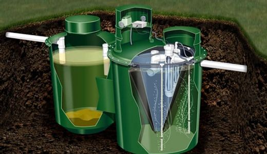 Hydro Action Aeration system