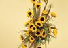 #128 All Sunflowers Easel $145.99 Advance notice maybe needed to complete this order.