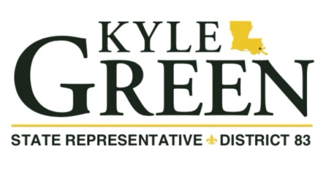 Kyle Green                    State Representative District 83