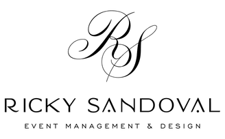 RICKY SANDOVAL EVENT MANAGER & DESIGN