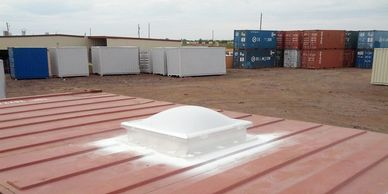 Used shipping containers for sale apache junction arizona roof sky light containers cones box