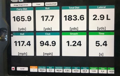 Flightscope Tour Xi Launch Monitor