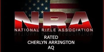 NRA RATED CHERLYN ARRINGTON AQ IN NEVADA PRIMARY RACE