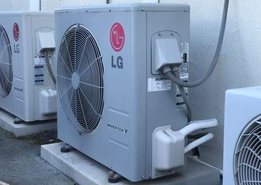 LG Air Conditioning Unit