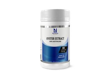 NXGEN OYSTER EXTRACT 500MG CAPSULES