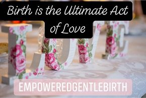 Birth affirmation