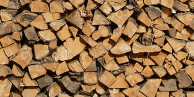 Our locally harvested firewood