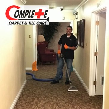 Meet Albert! He's the owner and operator  of Complete Carpet and Tile Care, he is on every Carpet Cleaning or Tile and Grout Cleaning job!