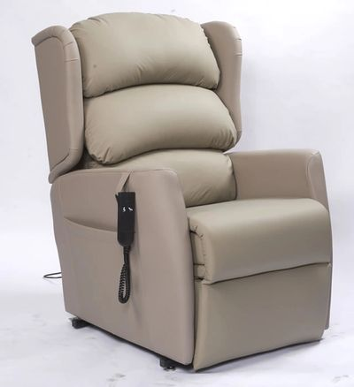 One of our rising recliner chairs available in Northamptonshire