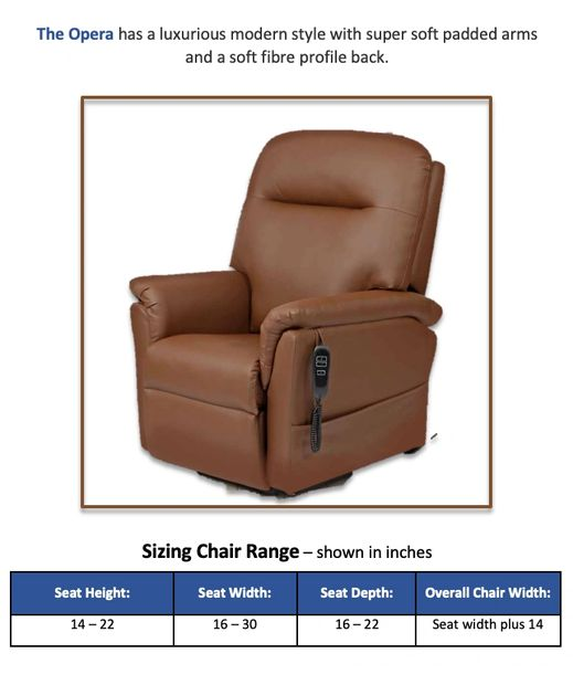 The Opera Recliner Chair