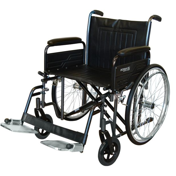 Heavy duty self propelled Bariatric wheelchair 1473
