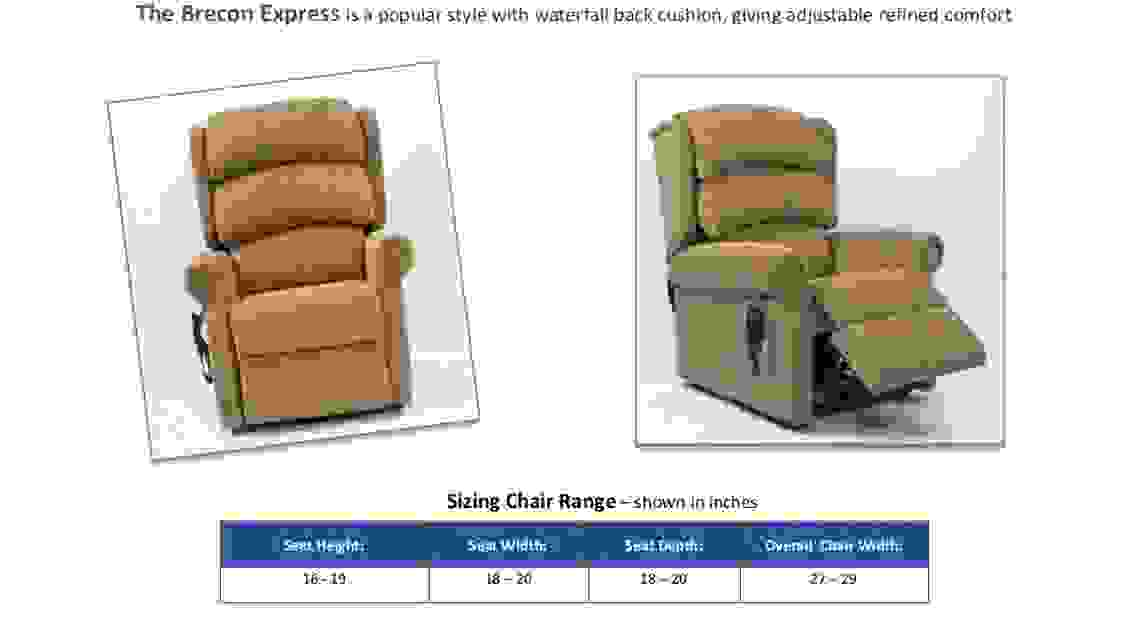 The Brecon Express Recliner Chair