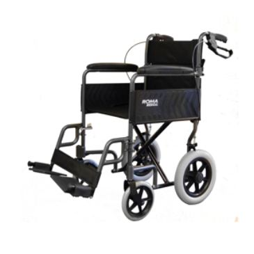 Lightweight Car Transit Wheelchair Model No. 1235