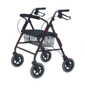 Heavy Duty 4 Bariatric Wheel Walker Model No. 2467
