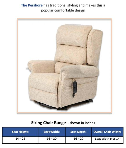 The Pershore Recliner chair